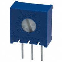 3386C-1-100LF|Bourns常用电子元件