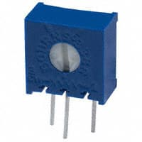 3386X-DF6-101|Bourns电子元件